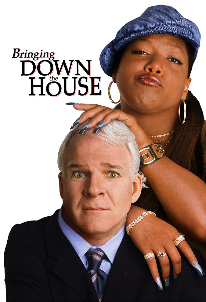 Awesome BRINGING DOWN THE HOUSE TOUCHSTONE PICTURES. Previous · Next. 1 Sheet.  BANNER · OUTDOOR